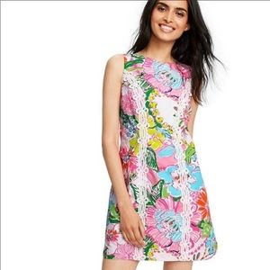 Lilly Pulitzer for Target Nosey Posie sheath dress